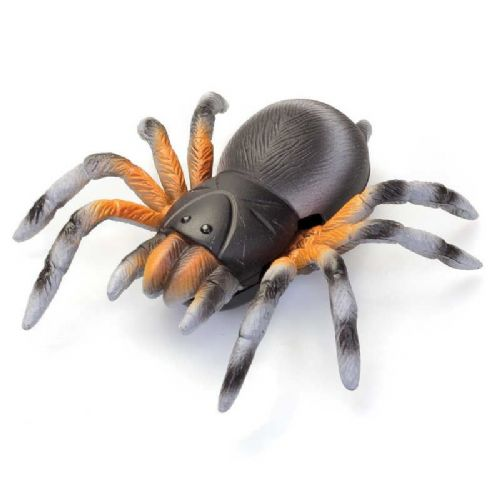 Wall Walking Spider With Moving Legs Insect Novelty Toy